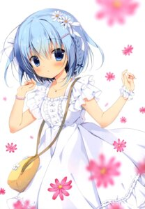 Rating: Safe Score: 19 Tags: canvas+garden dress miyasaka_miyu shiino_(canvas+garden) User: lightsnow