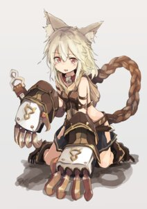 Rating: Questionable Score: 29 Tags: animal_ears granblue_fantasy sen_(granblue_fantasy) tagme weapon User: nphuongsun93