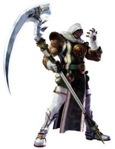 Rating: Safe Score: 4 Tags: male namco soul_calibur weapon zasalamel User: Wishmaster