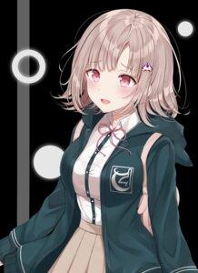 Rating: Safe Score: 30 Tags: 49_(yonkyuu) dangan-ronpa nanami_chiaki seifuku User: BattlequeenYume