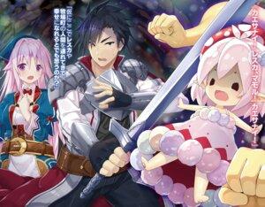 Rating: Safe Score: 12 Tags: armor dress monster_factory pointy_ears sword yano_mitsuki User: kiyoe