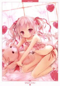 Rating: Questionable Score: 61 Tags: alice_elsie lingerie loli pantsu string_panties User: drop