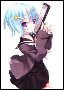 Rating: Safe Score: 49 Tags: gun kiira seifuku User: fairyren