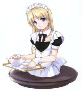 Rating: Safe Score: 9 Tags: maid noantica ooji User: midzki