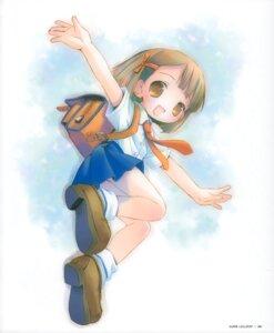 Rating: Safe Score: 10 Tags: kinoshita_ringo otogi_juushi_akazukin pop seifuku User: petopeto
