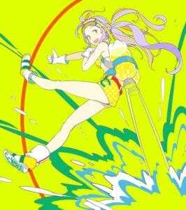 Rating: Safe Score: 20 Tags: bikini_top c.c._lemon c.c._lemon_(character) kansou_hada swimsuits User: Nekotsúh