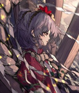 Rating: Safe Score: 13 Tags: hito_komoru touhou yasaka_kanako User: Dreista