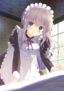 Rating: Questionable Score: 21 Tags: maid nanao_naru User: Twinsenzw