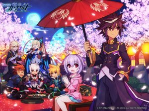 Rating: Safe Score: 19 Tags: armed_blue:gunvolt bodysuit cleavage dress umbrella uniform wallpaper User: blooregardo