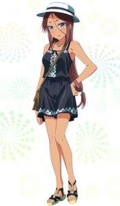 Rating: Safe Score: 29 Tags: ahagon_umiko makicha new_game! User: saemonnokami