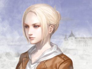 Rating: Safe Score: 17 Tags: annie_leonhardt kageco shingeki_no_kyojin User: Radioactive