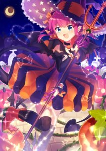 Rating: Safe Score: 27 Tags: fate/extra fate/extra_ccc fate/stay_night halloween heels ichiren_namiro lancer_(fate/extra_ccc) pointy_ears tail thighhighs weapon wings witch User: Mr_GT