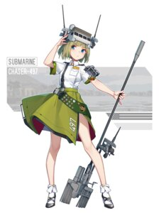 Rating: Questionable Score: 13 Tags: arnold-s heels tagme uniform weapon User: Dreista