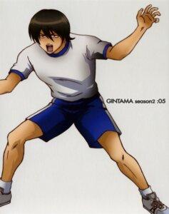 Rating: Safe Score: 3 Tags: gintama male yamazaki_sagaru User: Davison