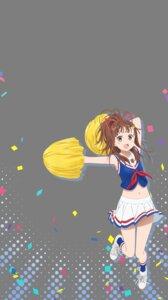 Rating: Safe Score: 11 Tags: cheerleader high_school_fleet irizaki_mei skirt_lift tagme transparent_png User: saemonnokami