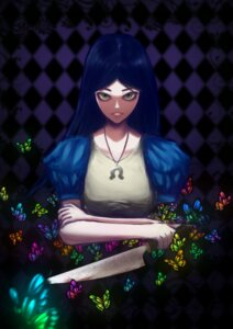Rating: Safe Score: 4 Tags: alice alice:_madness_returns zetsubou_seito User: charunetra