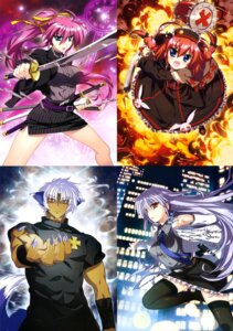 Rating: Safe Score: 25 Tags: animal_ears business_suit dress fujima_takuya gothic_lolita gun lolita_fashion mahou_shoujo_lyrical_nanoha mahou_shoujo_lyrical_nanoha_a's reinforce signum sword thighhighs vita weapon zafira User: drop