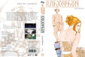 Rating: Safe Score: 1 Tags: disc_cover isshiki_makoto nanamori_sayoko rahxephon User: Radioactive