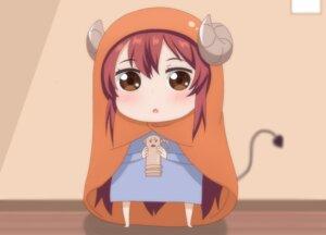 Rating: Safe Score: 17 Tags: cosplay doma_umaru dress himouto!_umaru-chan horns machikado_mazoku poá_mellhen tail yoshida_yuuko_(machikado_mazoku) User: AFXR小光君