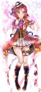 Rating: Safe Score: 35 Tags: garter love_live! nishikino_maki tagme User: saemonnokami