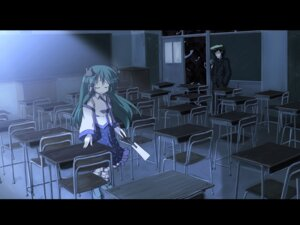 Rating: Safe Score: 6 Tags: kochiya_sanae ryogo touhou wallpaper User: hobbito