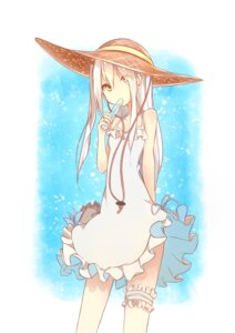 Rating: Safe Score: 36 Tags: dress garter pachi_(sukepachi) summer_dress User: zero|fade