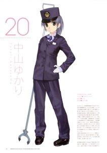 Rating: Safe Score: 5 Tags: crossdress jpeg_artifacts mibu_natsuki nakayama_yukari screening tetsudou_musume uniform User: hirosan