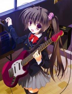 Rating: Safe Score: 53 Tags: guitar k-books nanao_naru seifuku User: WtfCakes