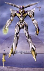 Rating: Safe Score: 4 Tags: mecha mishima_reika rahxephon User: Radioactive