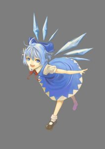 Rating: Safe Score: 11 Tags: cirno dress mizore_akihiro touhou wings User: charunetra