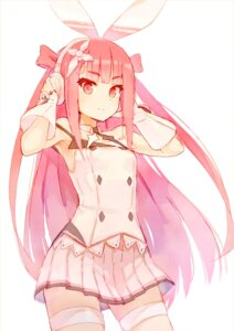Rating: Safe Score: 30 Tags: ameto beatmania beatmania_iidx headphones sakura_akami thighhighs User: nphuongsun93