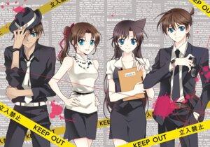 Rating: Safe Score: 7 Tags: detective_conan hattori_heiji kudou_shinichi m-ca mouri_ran tooyama_kazuha User: charunetra