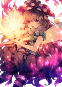 Rating: Safe Score: 25 Tags: clownpiece dress touhou wings wiriam07 User: mattiasc02