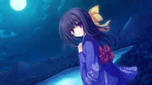 Rating: Safe Score: 43 Tags: game_cg kimono lunaris_filia mikagami_mamizu minase_yukari whirlpool User: fairyren
