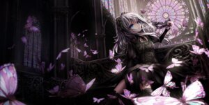 Rating: Safe Score: 88 Tags: apple228 dress gothic_lolita lolita_fashion User: charunetra