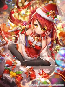 Rating: Safe Score: 27 Tags: apple-caramel christmas dress eyepatch thighhighs User: Mr_GT