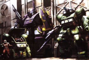 Rating: Safe Score: 6 Tags: mecha morishita_naochika votoms User: Radioactive