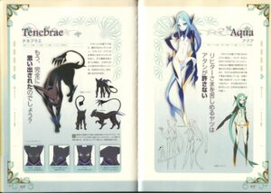 Rating: Safe Score: 10 Tags: aqua_(tales_of) binding_discoloration bleed_through character_design crease elf line_art monochrome monster_girl neko pointy_ears profile_page tail tales_of tales_of_symphonia tales_of_symphonia_dawn_of_the_new_world tenebrae User: majoria