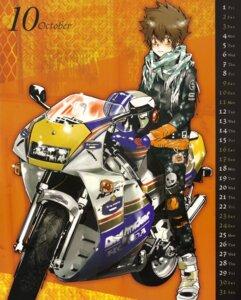 Rating: Safe Score: 5 Tags: amano_akira calendar katekyo_hitman_reborn! male sawada_tsunayoshi User: Radioactive