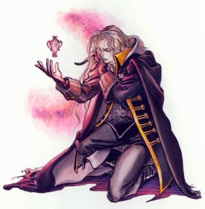 Rating: Safe Score: 7 Tags: alucard_(castlevania) castlevania castlevania:_symphony_of_the_night kojima_ayami konami male User: keri-sama