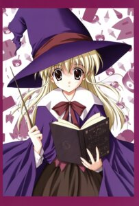 Rating: Safe Score: 16 Tags: nanao_naru witch User: avrild12