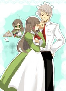 Rating: Safe Score: 5 Tags: hetalia_axis_powers hungary kiyucaprice prussia User: yumichi-sama