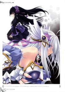 Rating: Questionable Score: 44 Tags: armor highschool_dxd lolita_fashion miyama-zero ophis rossweisse User: crim