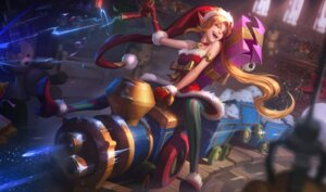 Rating: Questionable Score: 7 Tags: christmas dress heels league_of_legends pantyhose pointy_ears tagme User: Radioactive