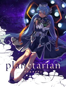 Rating: Safe Score: 18 Tags: baisi_shaonian heels hoshino_yumemi planetarian User: Mr_GT