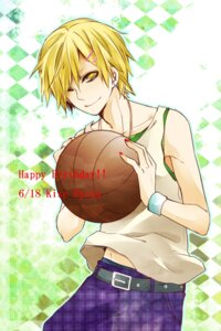 Rating: Safe Score: 3 Tags: kise_ryouta kuroko_no_basket male rico_(fbn3) User: charunetra