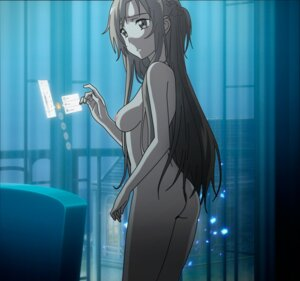 Rating: Questionable Score: 50 Tags: ass asuna_(sword_art_online) cap naked nipples photoshop sword_art_online tagme User: abdd