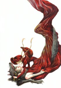 Rating: Safe Score: 11 Tags: big_bad_wolf little_red_riding_hood_(character) nao_tsukiji red_riding_hood User: charunetra