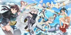 Rating: Questionable Score: 39 Tags: animal_ears bunny_ears charlotte_e_yeager dress eila_ilmatar_juutilainen erica_hartmann eyepatch francesca_lucchini gertrud_barkhorn hi-ho- lynette_bishop minna_dietlinde_wilcke miyafuji_yoshika pantsu pantyhose perrine-h_clostermann sakamoto_mio sanya_v_litvyak shimapan strike_witches wedding_dress yuri User: Pilad