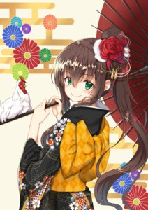 Rating: Safe Score: 28 Tags: joker_(tomakin524) kimono umbrella User: nphuongsun93